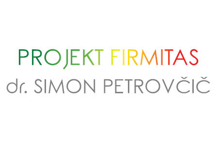 Projekt Firmitas, dr. Simon Petrovčič